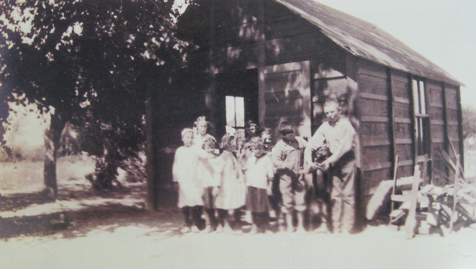 Paradise Valley School - 1916